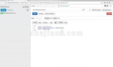 Tabbed Postman – REST Client发送接口请求