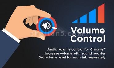 Volume Control – 音量控制声音大小调节 By DevAudio