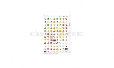 Chromoji – 方便在Chrome上使用Emoji表情包