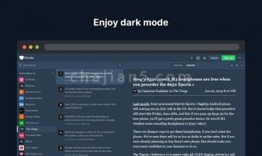 Panda 5 – 一个优美的网站订阅收藏夹(阅读器)