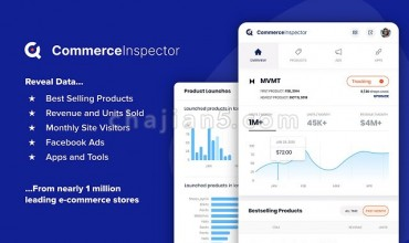Commerce Inspector做shopify必备工具插件之检测Shopify店铺的数据