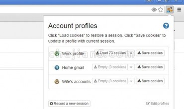 Easy Account Switcher (acebook、Google多个账号切换)