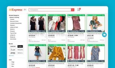 Oberlo – Aliexpress.com Product Importer一键把Aliexpress上的产品导入到我们的Shopify店铺