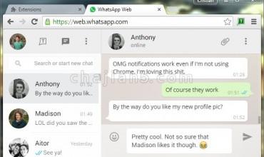 WAToolkit WhatsApp网页版工具箱 消息提醒通知很方便