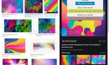 Color Picker 网页颜色拾色器 图片颜色识别插件