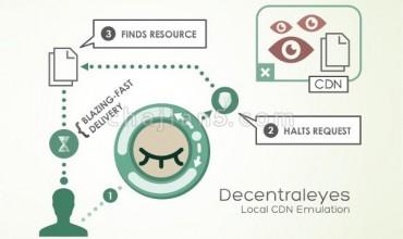 Decentraleyes 利用本地CDN为网页提速