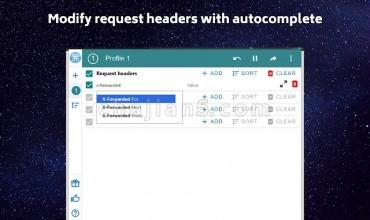 ModHeader 自定义HTTP请求头利器