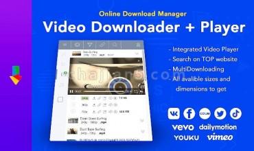 Online Download Manager 在线下载管理器