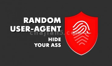 Random User-Agent 按时自动更改用户代理字符串