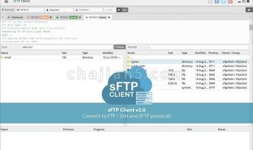 sFTP Client在浏览器上使用的FTP插件
