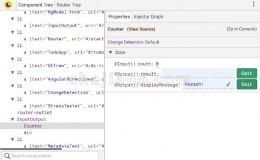 Augury- Angular2专用的 Chrome调试插件