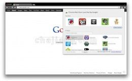 Chrome Web Store Launcher (by Google) 更方便的访问Chrome应用程序