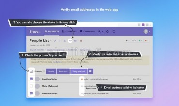 Email Finder 邮箱地址查找工具