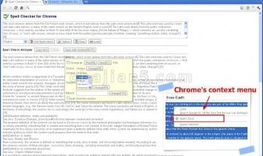 Spell Checker for Chrome 拼写检查工具