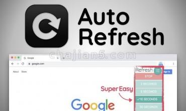 Super Auto Refresh Plus 自动重新加载和刷新网页