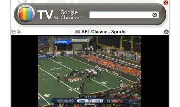 TV for Google Chrome™浏览器中在线直接观看电视节目(2780个频道)