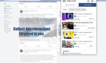 Tracking Ads – BigSpy 侧重社交营销的广告跟踪工具
