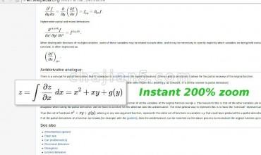 Wikipedia with MathJax 让维基百科支持数学公式显示