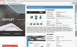 WordPress Theme Detector and Plugin Detector WordPress主题插件探测