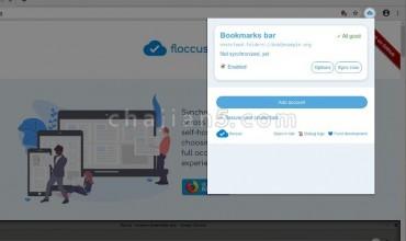 Floccus 跨浏览器收藏夹同步插件