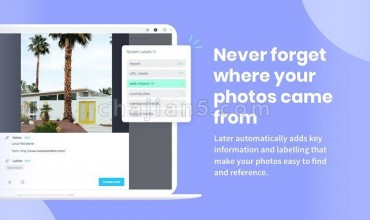 Later – Save Images for Instagram将网页图片分享到Instagram