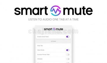 Smart Mute 让多个网页标签的音频在一个标签页播放