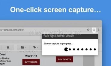 GoFullPage 全屏截图插件(整个网页截图)