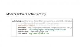 Referer Control 基于每个站点控制HTTP Referer