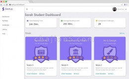 Stackup 网上在线教育阅读插件