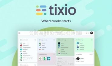 Tixio 个性化新标签页 支持云端及团队协作同步