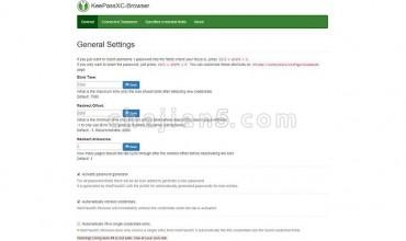 KeePassXC-Browser 跨平台开源密码管理器