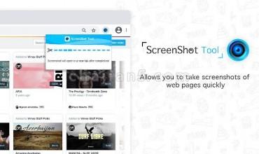 Screenshot Tool 屏幕截图工具