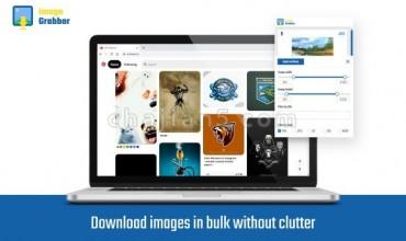 Image Grabber图像采集 可设定最小图像尺寸 批量下载网页图片