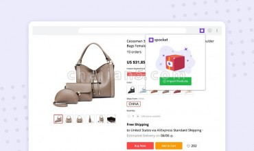 AliScraper将AliExpress的Dropshipping产品导入到Shopify店铺插件