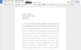 Google Docs Offline 离线编辑、新建和查看文档 表格 PPT