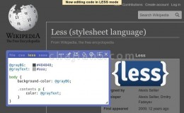 Magic CSS支持实时编辑CSS/Less /Sass代码预览